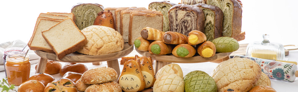 Japanese freshly baked goods 970x300