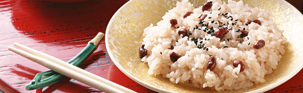 Online category banner rice