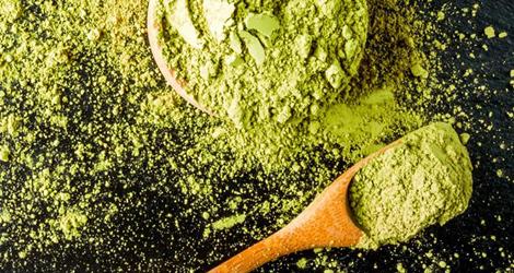 Matcha green tea 470x250