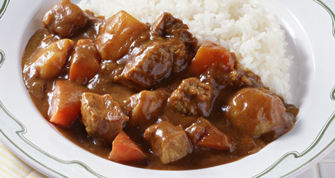 Curry catagory