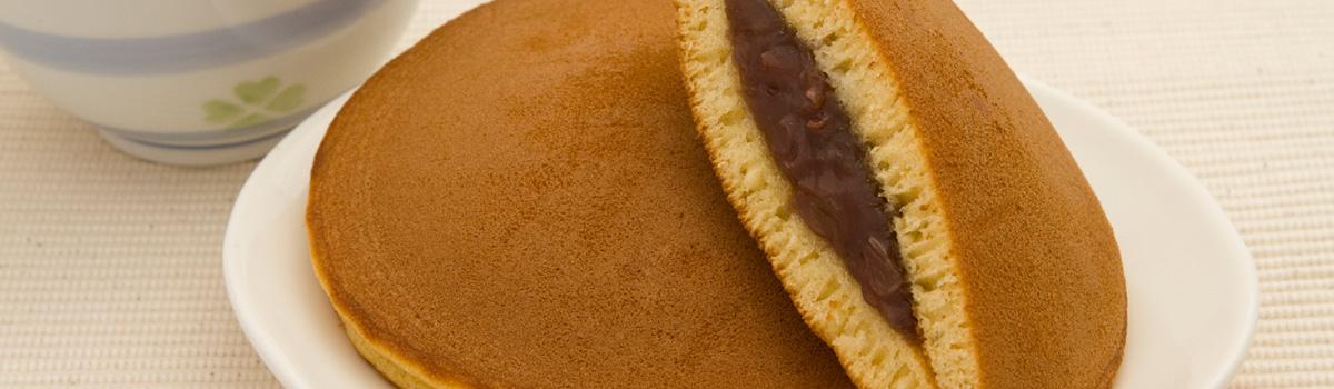 Dorayaki japanese pancake