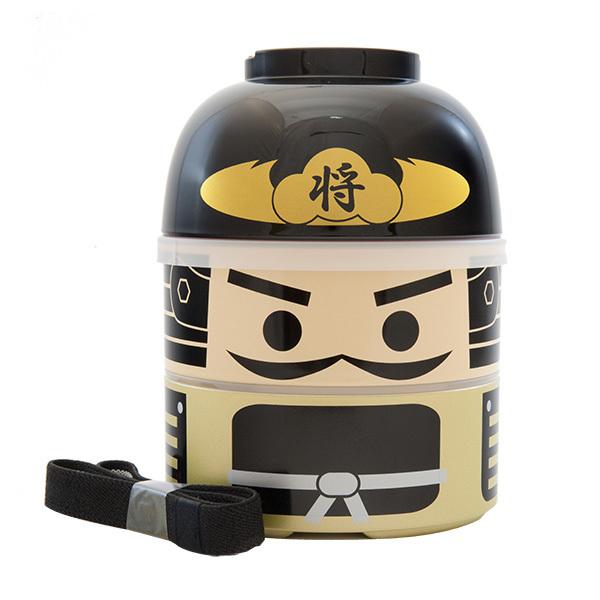 6491 kokeshi bento large samurai