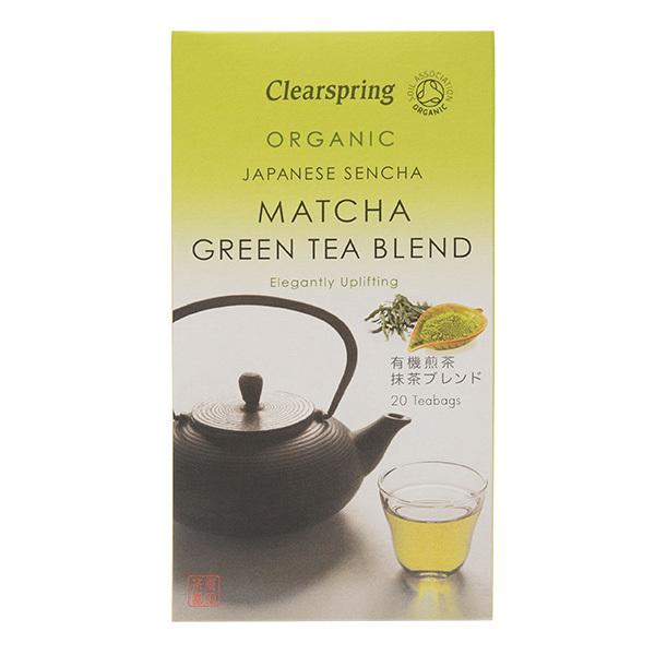 10208 clearspring sencha matcha teabag