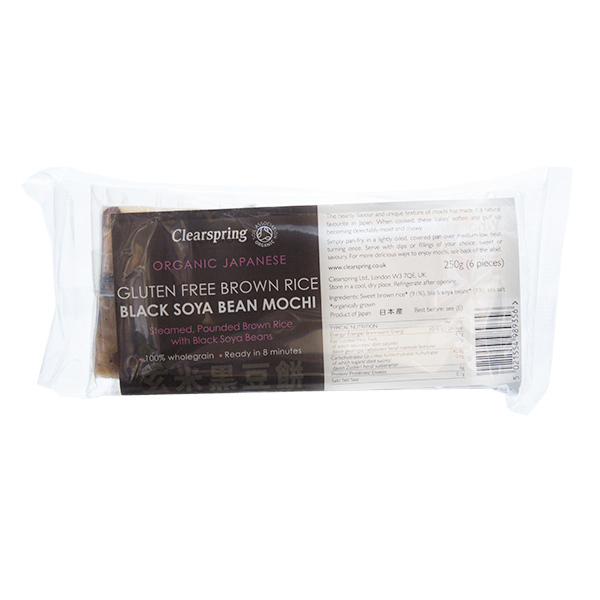10219 clearspring brown rice black bean mochi front