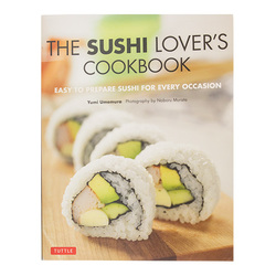 10248 sushi lovers cookbook