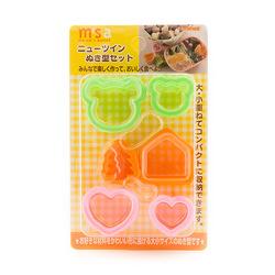 10490 bear house heart cutters