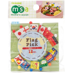 10522 country flag bento picks