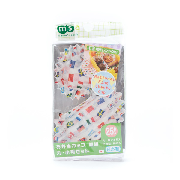 10513 world flag okazu cups front