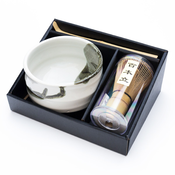 10590 matcha ceremony kit white box