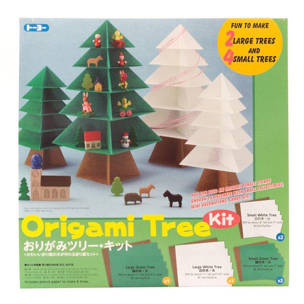 10656 toyo origami tree kit 1