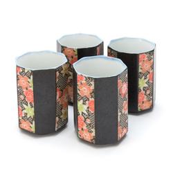10541 teacups pink sakura pattern