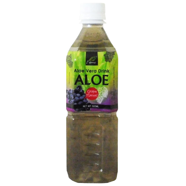 Aloe vera grape small