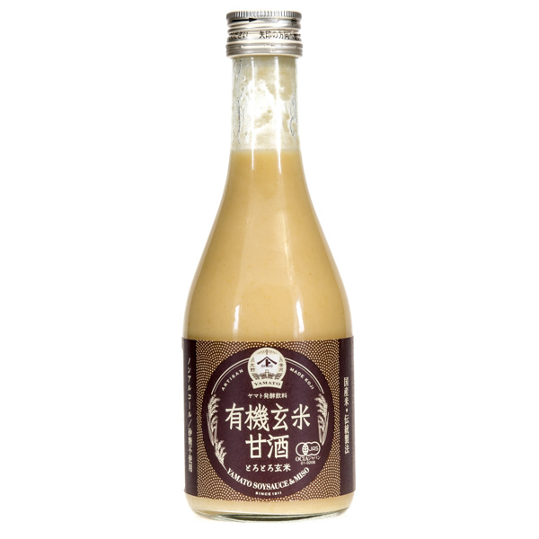 3849 organic brown rice amazake