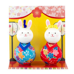10931 hinamatsuri rabbit dolls main