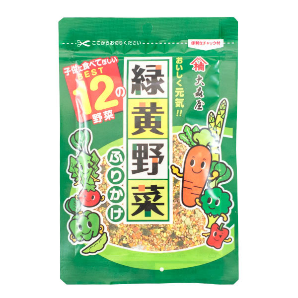 1010 omoriya vegetable furikake