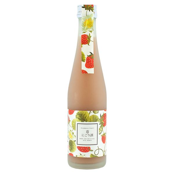 10980 homare strawberry nigori sake
