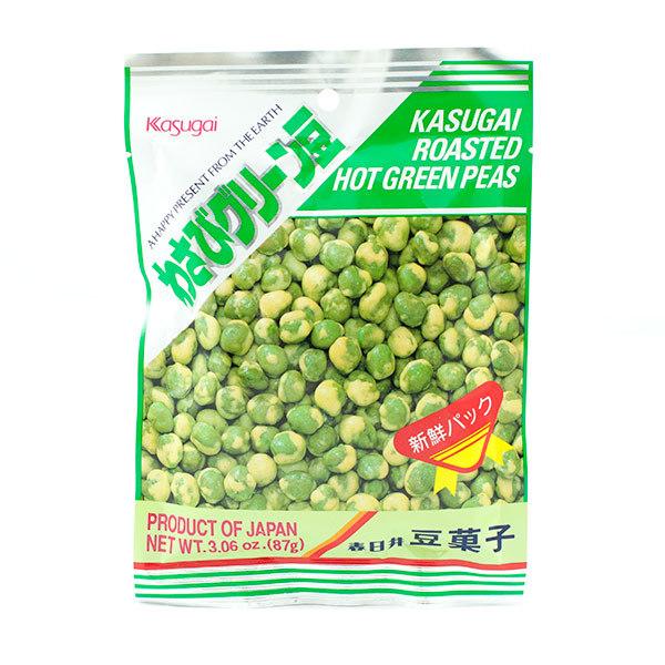 5023 kasugai wasabi green peas