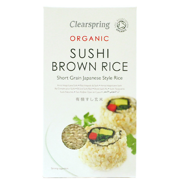 2601 clearspring organic brown sushi rice