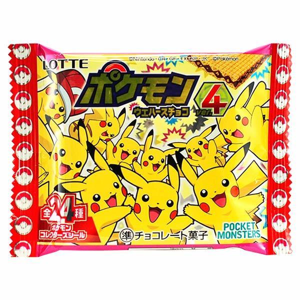 11384 lotte pokemon chocolate wafer
