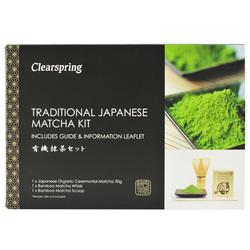 11435 clearspring matcha kit box