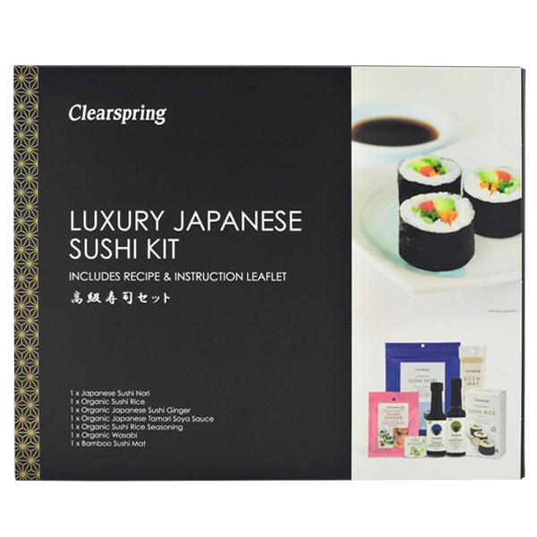 11436 clearspring sushi kit box