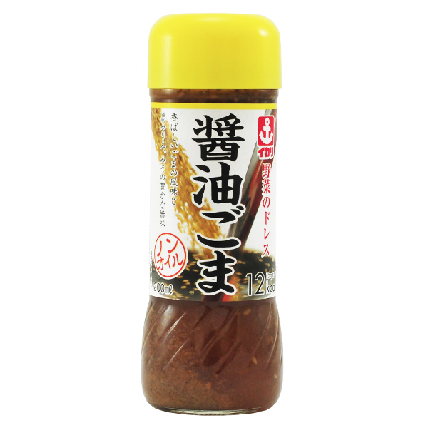 11447 ikari soy sauce sesame dressing