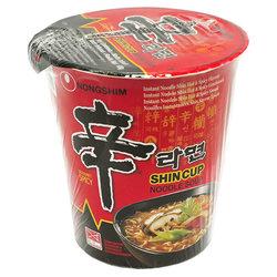 2727 nong shim shin ramen front