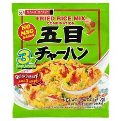 3822 nagatanien gomoku fried rice seasoning