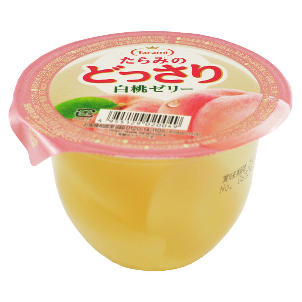 11513 tarami peach jelly large side