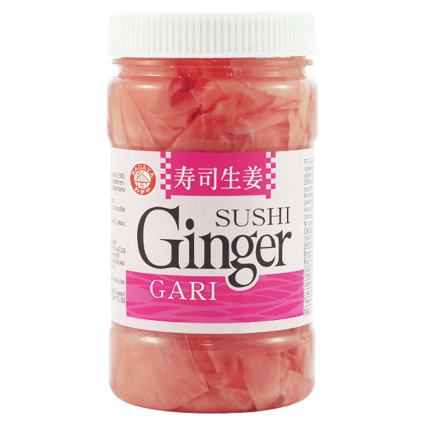 Wagaya Gari Pink Pickled Sushi Ginger 340 G Japan Centre Pickles