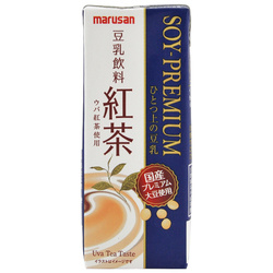 12127 premium black tea soy milk