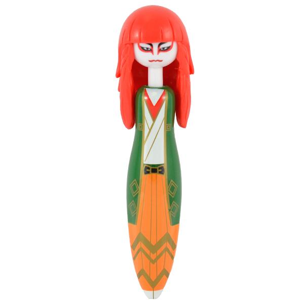 12455 japen kabuki actor ballpoint pen