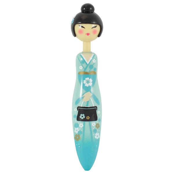 12458 japen maiko ballpoint pen blue