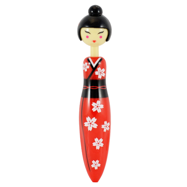 12459 japen ballpoint pen red
