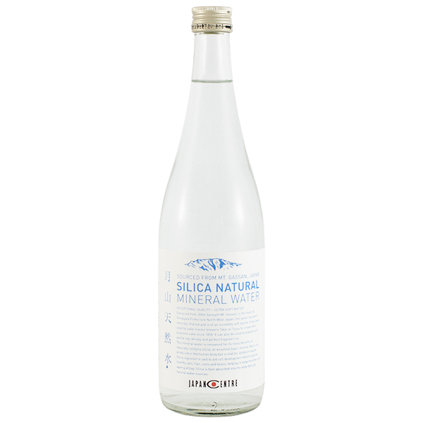 12392 take no tsuyu mt gassan silica natural mineral water