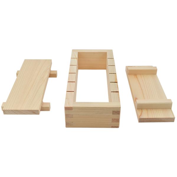 12286 wooden sushi press parts