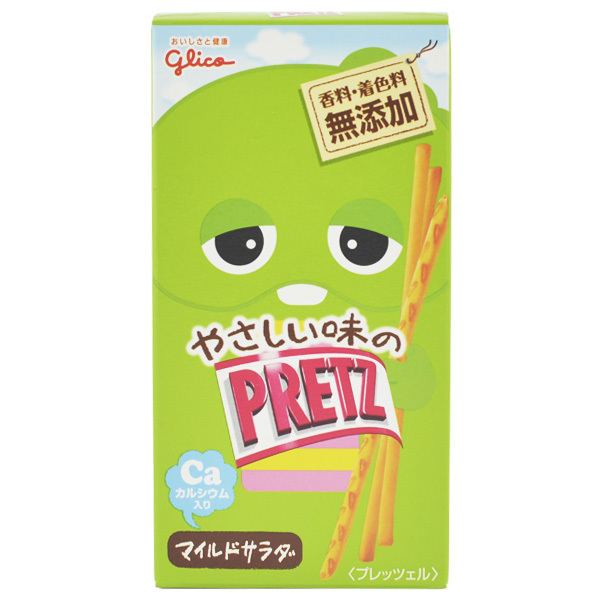 6436 glico pretz mild salad