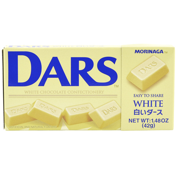 12650 dars white chocolate