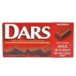 12651 morinaga dars milk chocolate