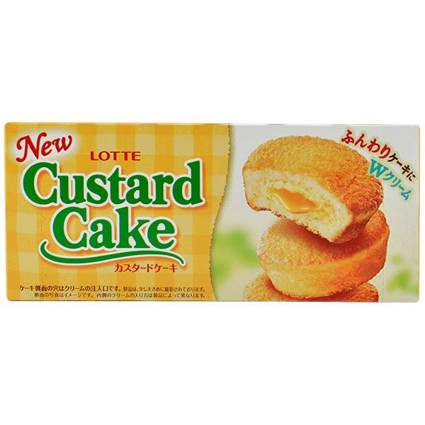 4681 lotte custard cake