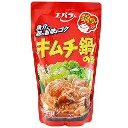 12760 ebara kimchi nabe hotpot soup stock