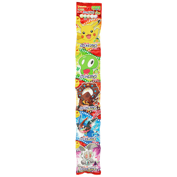 12766 lotte pokemon ramune tablet candy set