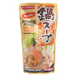 12774 daisho no msg miso nabe hotpot soup stock