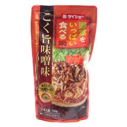 12770 daisho miso nabe hotpot soup stock