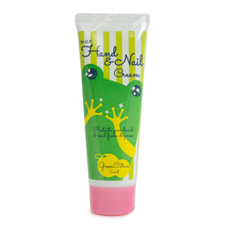 12851 naris nup hand and nail cream green citrus