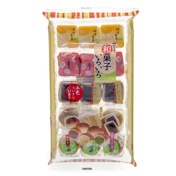 3780 tsuyamaya mixed traditional cakes