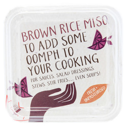 12983 tideford organics fresh brown rice miso