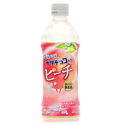 12999 sangaria peach juice with nata de coco