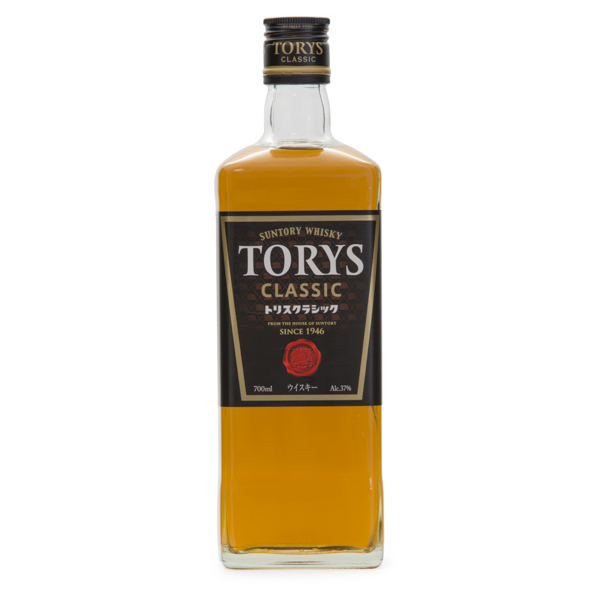 13058 suntory torys classic whisky