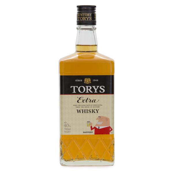 13059 suntory extra whisky